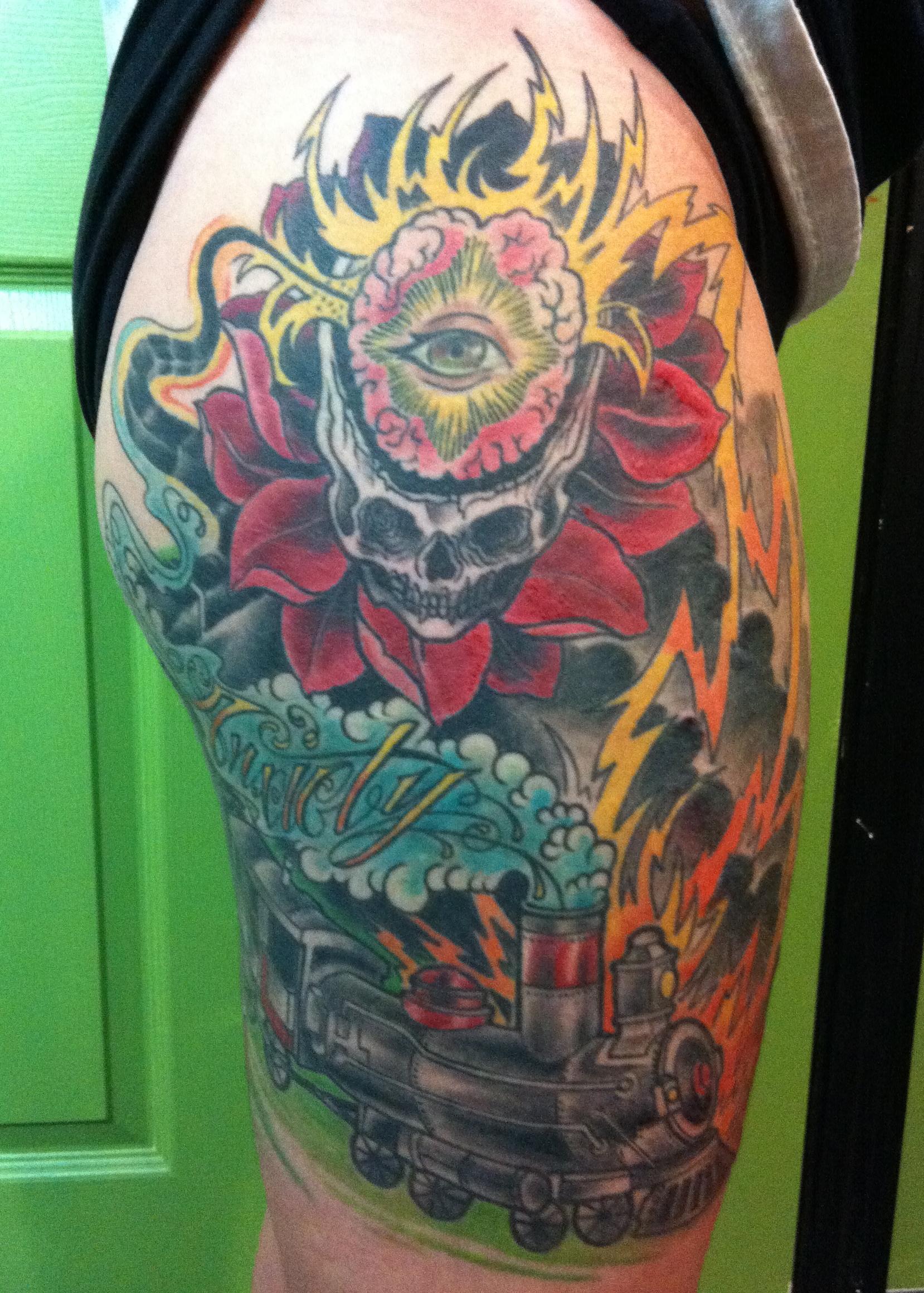 Raleigh+tattoo